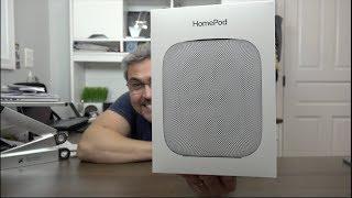 Apple HomePod vamos a comprarlo Unboxing y primeras impresiones