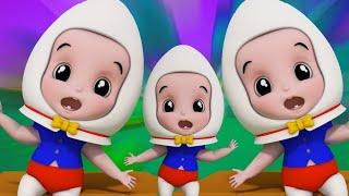 Humpty dumpty | Kinderreim | Musik für Kinder | Nursery Rhyme | Kids Rhyme | Preschool Song