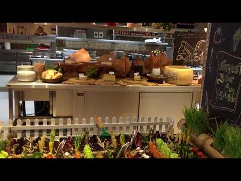 Lapita Hotel - Pre-Brunch Review - Events with the Kids