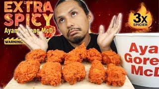 Ramai vote 10 ketul ayam goreng mcD 3X spicy ni jadi aku tunaikan yay!. Jangan lupa LIKE kalau korang suka video macam ni dan SUBSCRIBE channel aku ...