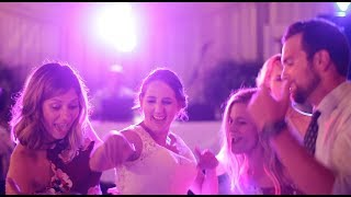 """""""The Git Up"""" by Blanco Brown WEDDING VIDEO filmed at Old Mill Farm for Courtney + Aaron Video"""