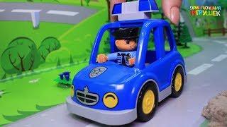 Мультики про машинки с игрушками Щенячий патруль - Все спокойно!