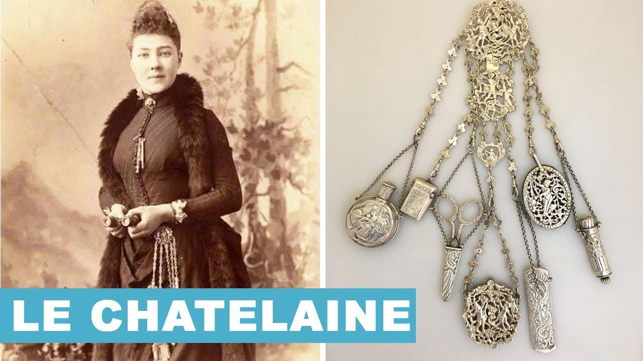 Le Chatelaine: un utilissimo Gioiello appeso alla Vita
