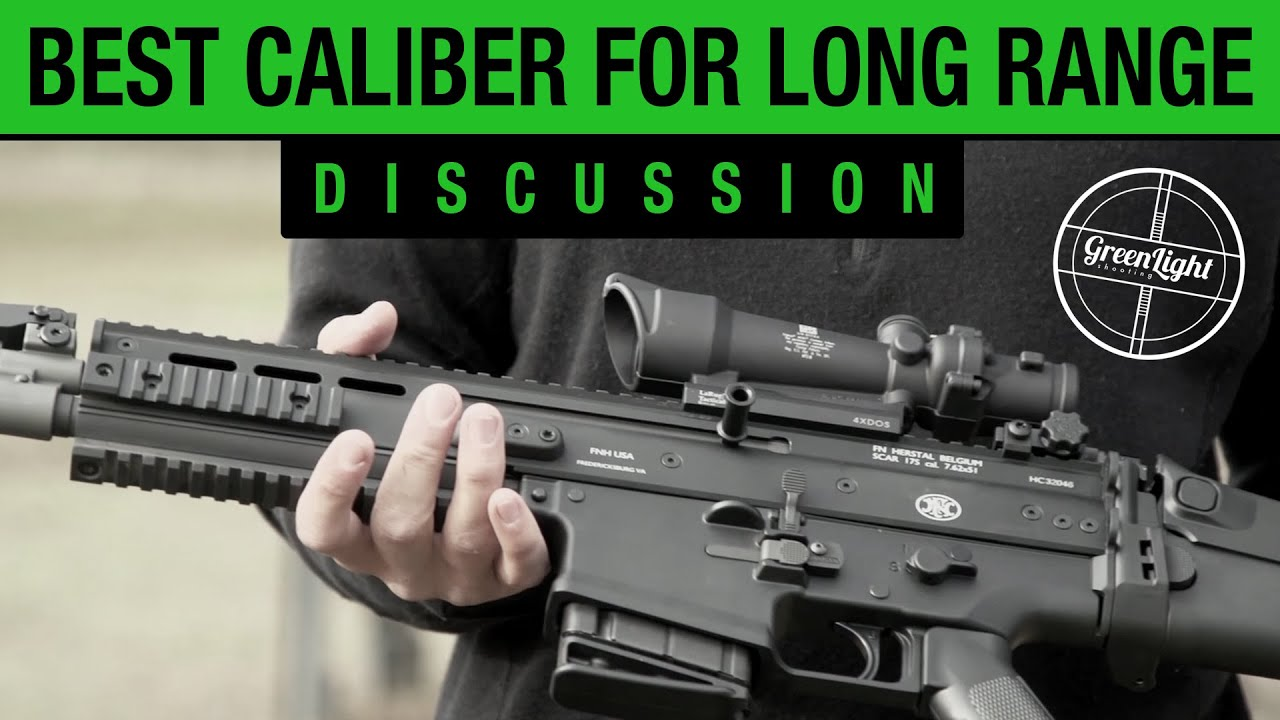 Best Rifle Caliber for Long Range Precision Shooting - GLS Discussion #4