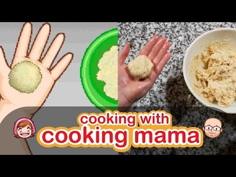 Scones   Cooking With Cooking Mama!