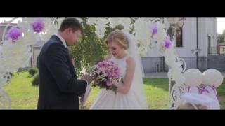 Выездная регистрация брака Инны и Ильи Селюковых. г. Буденновск