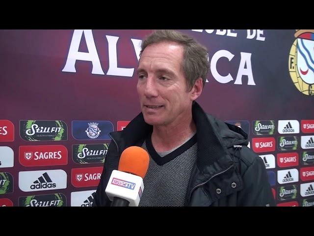 FC Alverca 2 - Sintra Football 0 Flash Interview