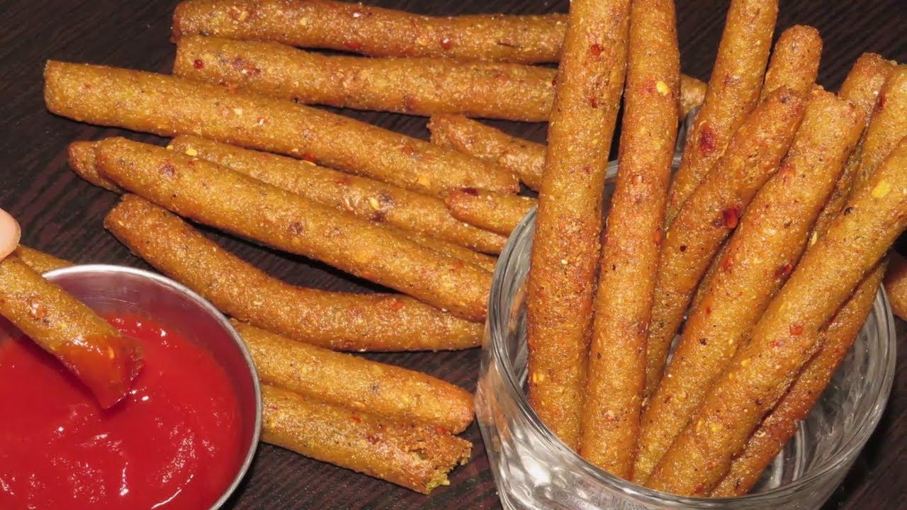 पोहा के कुरकुरे फिंगर फ्राइज जो आपने कभी नहीं खाया होगा सुबह-शाम कभी भी बनाएं Crunchy Poha Fingers