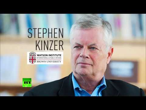 On Contact: The Birth of American Empire with Stephen Kinzer
