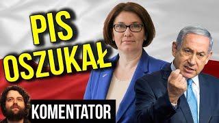 Polacy Oszukani - Rząd PIS Boi Się Izraela i Odwołuje Uchwałę Sejmu Analiza Komentator 447 Pieniądze