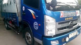 Xe tải cửu long 2015 tải trọng 5 tấn. Giá 195 trịêu|34fun-xe tải cũ 0888719777