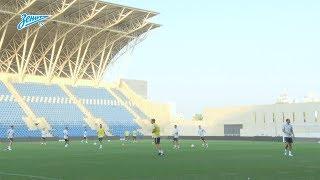 Открытая тренировка перед матчем с «Бней-Иегудой»