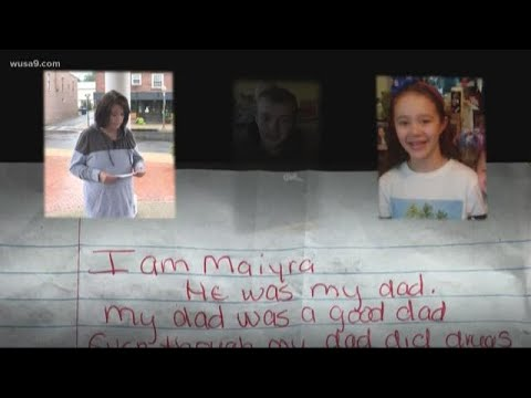 Daughter writes heartbreaking letter after father's death in jail following  addiction