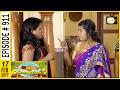 Kalyanaparisu - கல்யாணபரிசு - Tamil Serial | Sun TV | Episode 911 | 17/02/2017