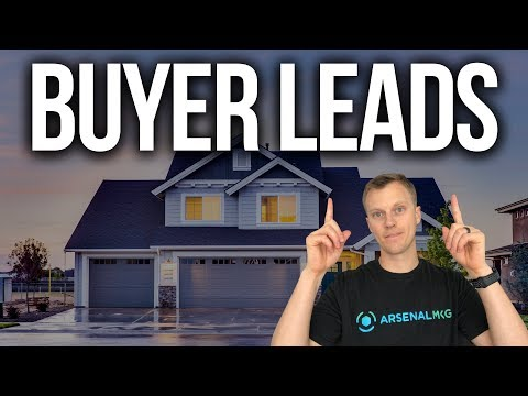 How To Generate Real Estate Buyer Leads | $3-6 Buyer Leads For Real Estate  Agents (Step-by-Step)