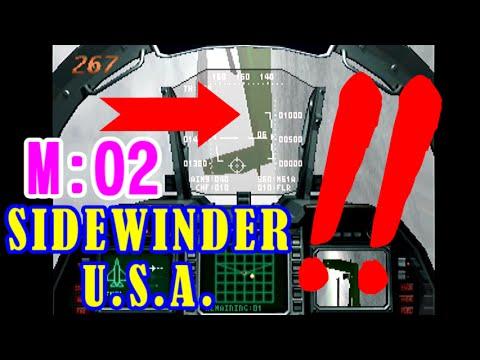 [M:02] サイドワインダーU.S.A.(SIDEWINDER U.S.A.,BOGEY DEAD 6) [GV-VCBOX,GV-SDREC]