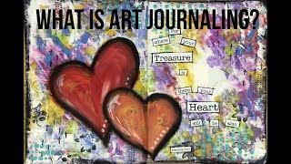 What is Art Journaling?