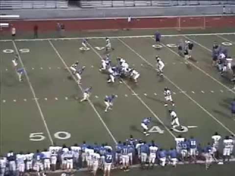 Tanner Marsh hebron football Highlight video