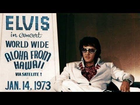 """ELVIS - """"The Making of ALOHA"""" - 45th Anniversary (TSOE 2018)"""