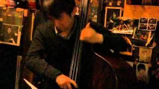 ホットハウス 山田穣 森下滋 西嶋徹 HOT HOUSE JAZZ LIVE 2011/03/20  4