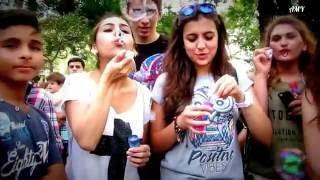 24.07.16. Baku. Flashmob Azerbaijan. Soap Bubbles. Clip version. 1