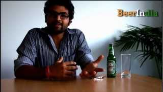 Beer In India : Heineken Lager Beer Review