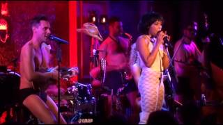 The Skivvies and Dionne Figgins - No Diggity/100% Pure Love/Billie Jean