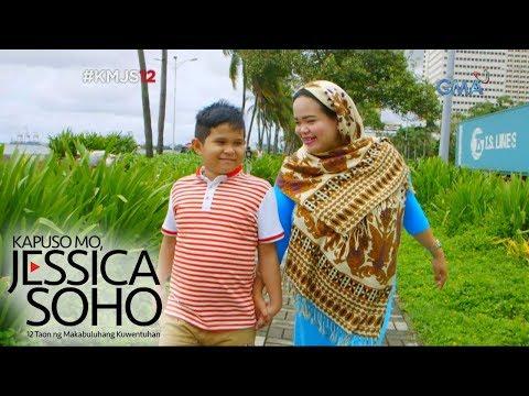 Kapuso Mo, Jessica Soho: Ang pag-uwi ni Ram-ram sa kanyang tunay na ina