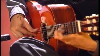 Actuación de Moraito Chico por seguiriyas (1999)