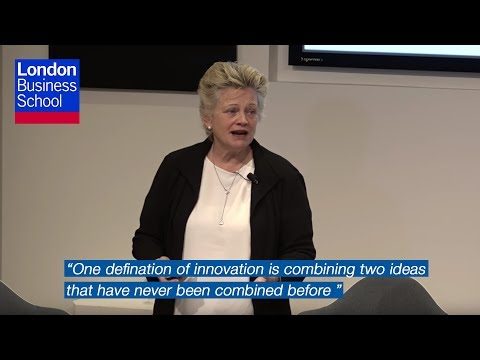 Professor Tammy Erickson - Developing and leading your future workforce | LBS