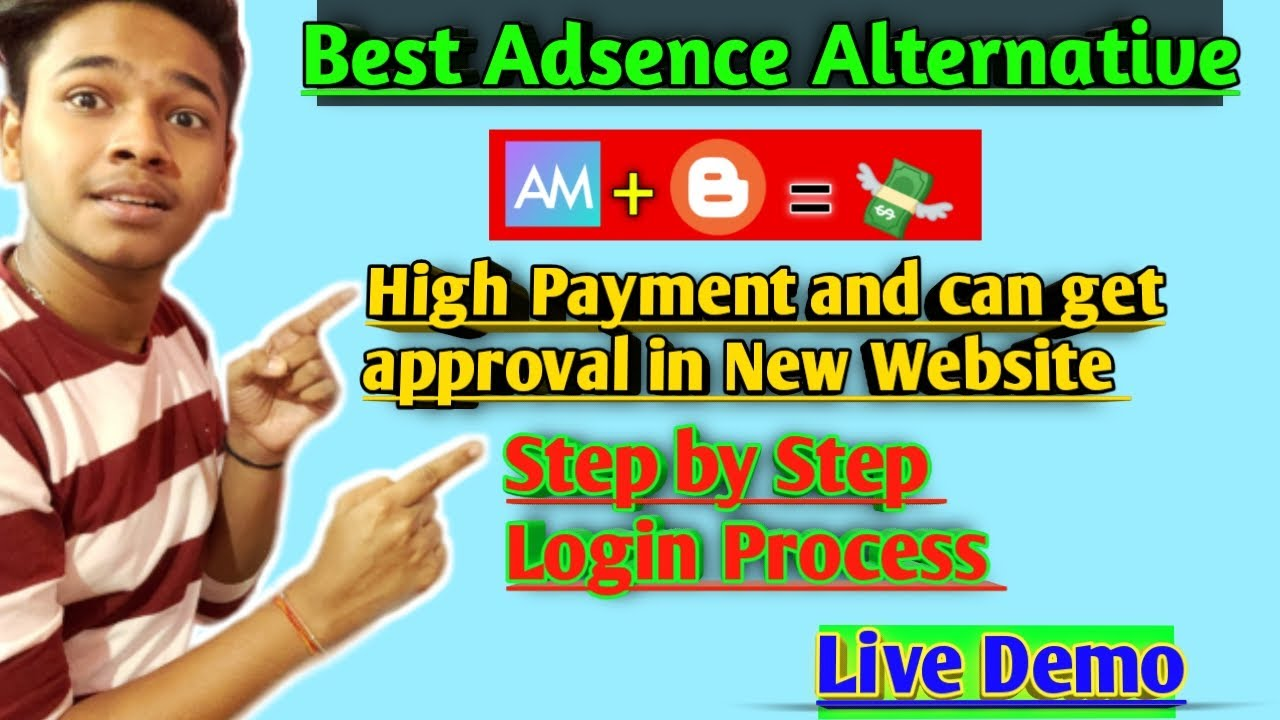 AdMaven || Best AdSense alternative high payment and CPM & CPA || step by step login tutorial ||