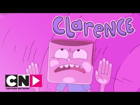 Clarence | Konfrontation i legeland | Dansk Cartoon Network