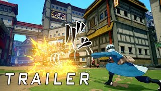 Naruto to Boruto: Shinobi Striker Second open Beta Read Gameplay Trailer