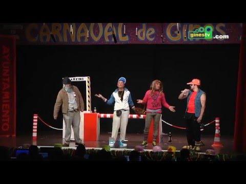 Ahi queó... mi arma. Carnaval de Gines 2016 (Cuarta semifinal)