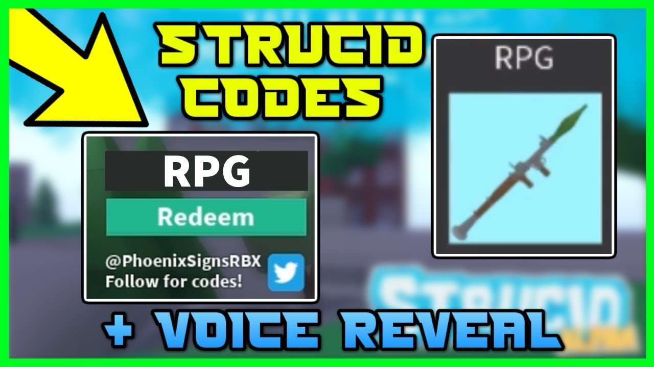 All Strucid Codes 2019 - YouTube