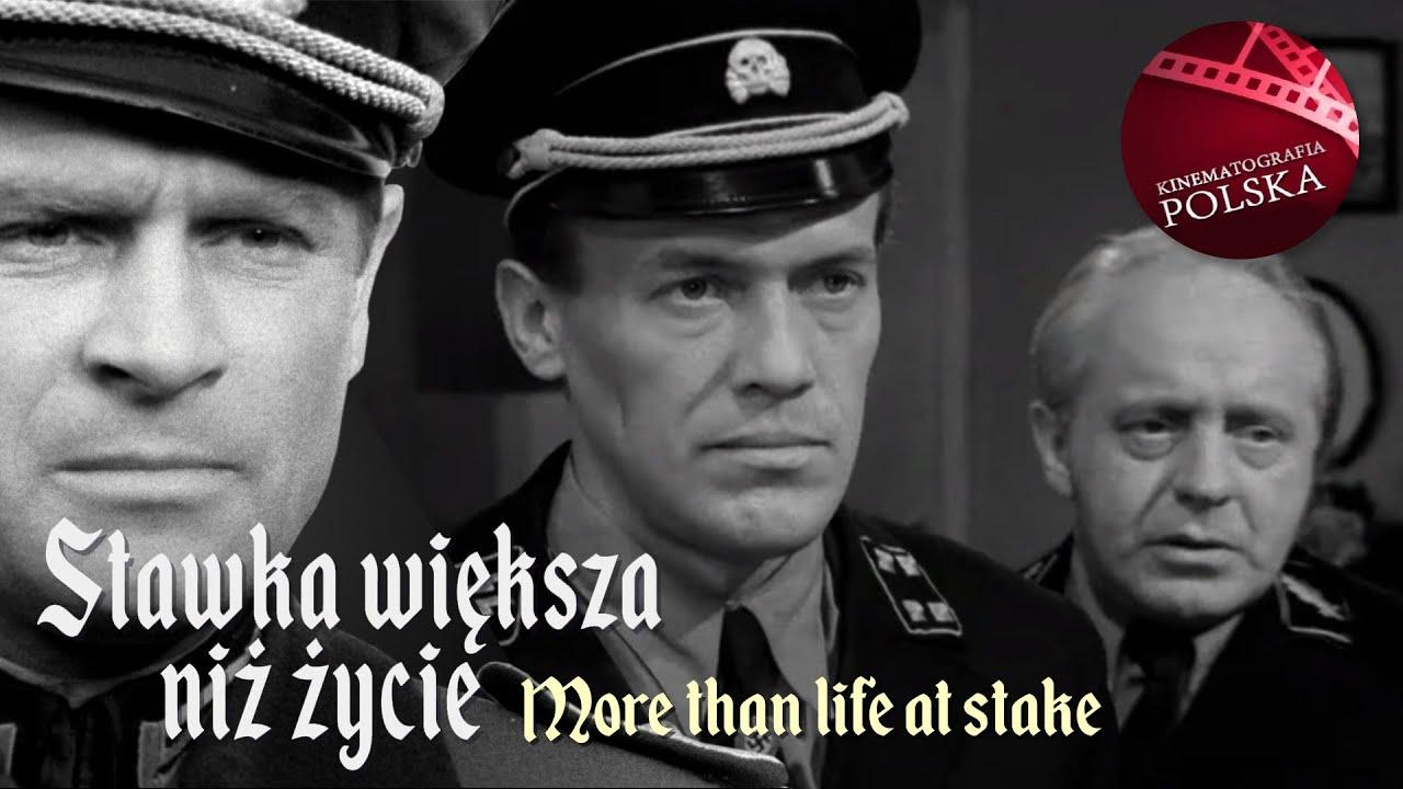 Download STAWKA WIĘKSZA NIŻ ŻYCIE odcinek 12 | Hans Kloss | kultowe polskie seriale | angielskie napisy