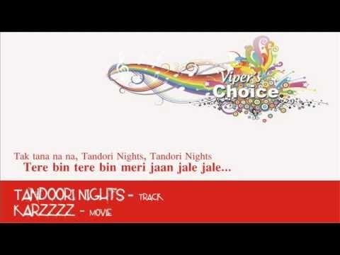 Tandoori Nights - Karzzzz