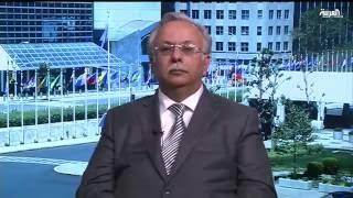عبدالله المعلمي - مندوب السعودية في الأمم المتحدة حول الوضع في سوريا