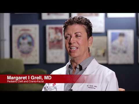 Dr. Margaret Grell: Pediatric Cleft And Cranio-Facial - Joe DiMaggio Children's Hospital