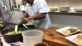 The Best Tacos In Oaxaca, Oaxaca - The Master At Work