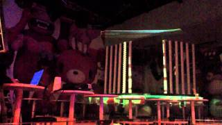 EMT - Visible Noise & Fabric - Preparing Visuals at Lollipop