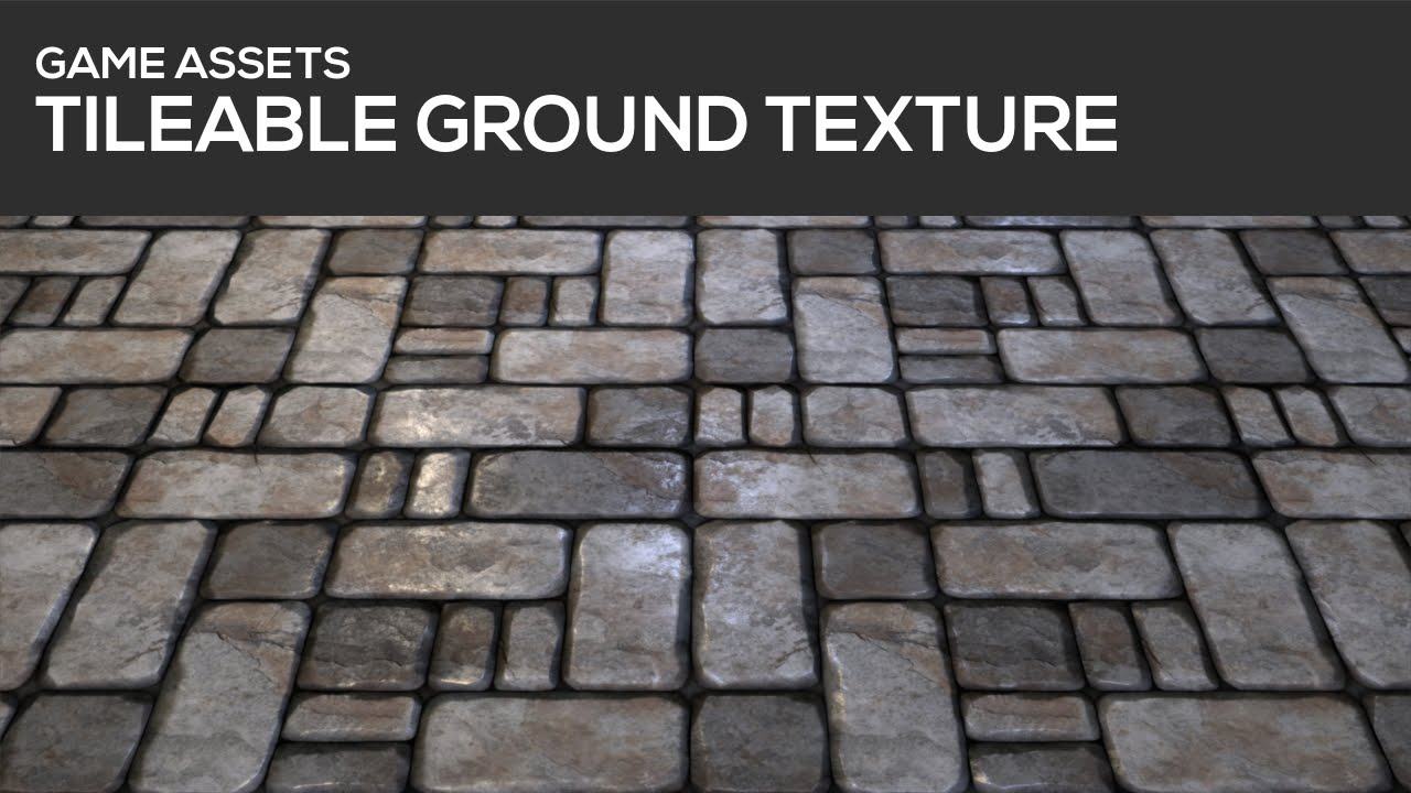 game asset tutorial tileable ground texture part 1 2 youtube