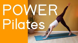 POWER PILATES | 25 Min Full Body Workout