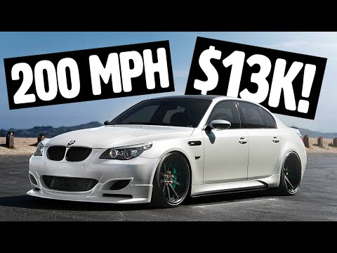 The CHEAPEST Cars That Go Over 170mph