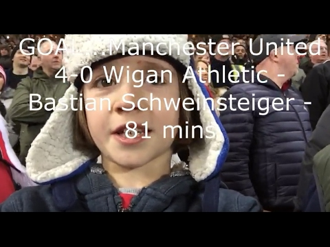 Manchester United v Wigan Athletic - FA Cup 4th Round - Old Trafford - 29.01.2017