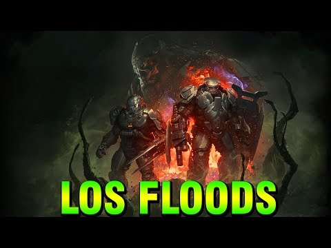 Halo Wars 2 DLC Awakening the Nightmare | Trailer Oficial | Los FLOOD Están de Regreso #E32017