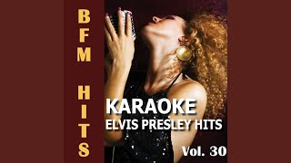 Sweet Angeline (Originally Performed by Elvis Presley) (Karaoke Version)