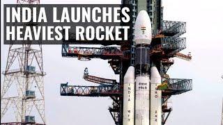 India launches heaviest Satellite