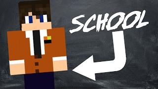 DE MINECRAFT SCHOOL!