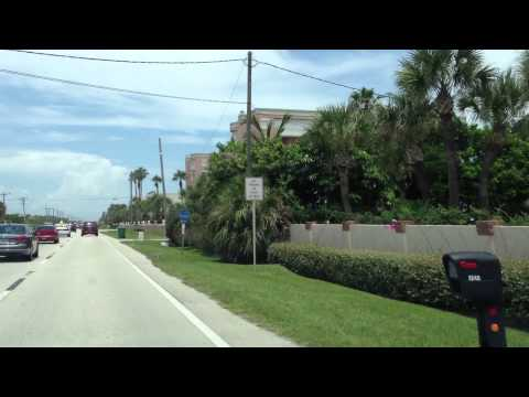 Tour of Merritt Island and A1A